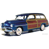 Revell Mercury Wagon 1949 1/25 Armar/ Tamiya Testors Amt