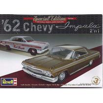 Impala 1962 Revell Escala 1/25 Modelo New Caja Sellada