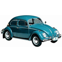 Auto Tamiya Volkswagen 1966 Vw Beetle 1/24 Armar/ No Revell