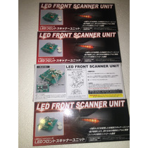 Aoshima Escáner Led Para Auto Increíble Kitt 1/24