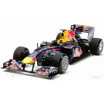Tamiya F1 Red Bull Rb6 1/20 Vettel 2010 Fotocortado / Revell