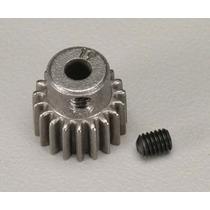 Engrane Metálico De Motor Titan 48p 19t P/stampede Y Rustler