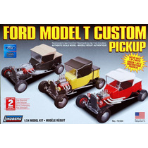 Ford Pick Up Modelo T 3 En 1 Lindberg Esc 1/25 Modelo New