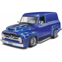 Revell 85-4337 1/24 Ford Panel Truck Plastic Model Kit