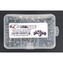 Rc Screwz Tra018 Tornillos Inoxidables Para Jato Kit
