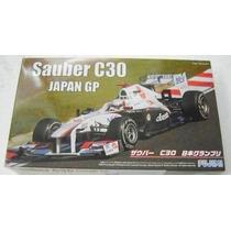 Auto Sauber F-1 C30 Checo Perez Esc. 1/20 Fujimi Nuevo