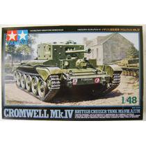 Tanque Tamiya Cromwell Mk.iv Esc. 1/48 Nuevo En Oferta!!