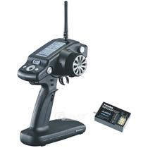 Futaba Radio Control 4pl Digital 4 Ch. 2.4 Ghz Con Receptor