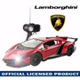 Rc Lamborgini Electrica 1/14 Carrito Control Remoto