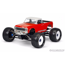 Pro Line 3201-00 Chevy 1972 C10 Clear Body (carroceria)