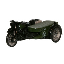 Diecast Model - Oxford 1:76 Teléfonos Post Office Bsa