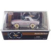 Auto Slot Ho Corvette Ed. 100 Años Chevrolet Tyco Afx 1/64