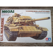 Tm.tamiya 1/35 M60a1 U.s Marine Reactive Armor