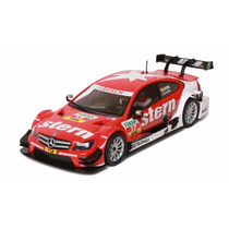Scalextric Scx 1/32 Mercedes Amg C-coupe Dtm Red (slot Car)