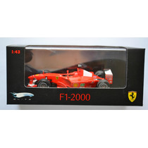 Ferrari F1-2000 Hot Wheels Elite