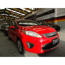 Ford Fiesta Se Impecable 2012