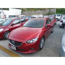 Mazda 6 Grand Touring Rojo Modelo 2014