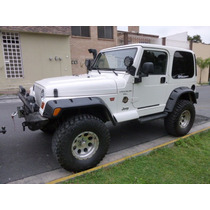 Jeep Wrangler Sahara 4x4 Mod 2000 Std Clima Techo Duro ¡¡¡¡¡
