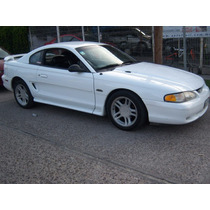 1998 Ford Mustang Gt Vip, Sonido, Impecable
