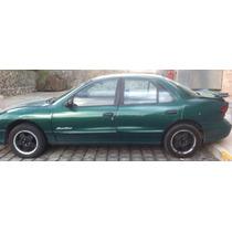 Pontiac Surfire 1997 4 Puertas Color Verde