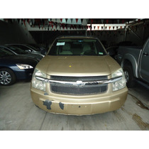 Chevrolet Equinox Ls 2005 Impecable