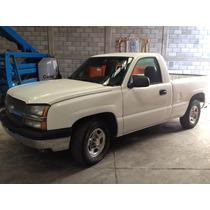 Camioneta Chevrolet 2003