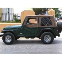 Jeep Wrangler 2000 4 X 4