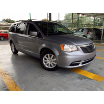 Chrysler Town & Country 5p Lx V6 3.6 Aut 2014 Dvd