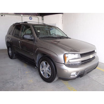 Admirable Trailblazer 05 Super Cuidada 113000 Kilometros!!