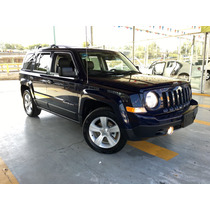 Jeep Patriot 5p Limited Cvt Q/c 2014 Gps
