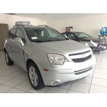 Dos Camionetas Chevrolet Captiva 2014 Plata Y Terra