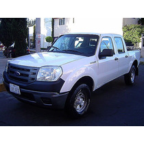 Ford Ranger 2012, Pickup Xl L4 Crew Cab 5vel A/a