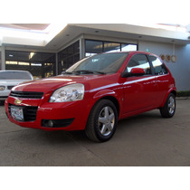 Chevrolet Chevy Confort Automatico Rojo 2009