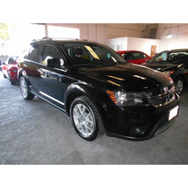 Dodge Journey Rt 2014 Negro Onix (mexcar)