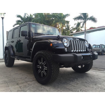 Jeep Wrangler Unlimited Sahara 4x4 2016