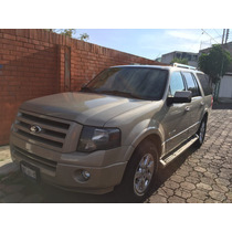 Ford Expedition 5p Limited Aut 4x2 5.4l Piel V8 2007