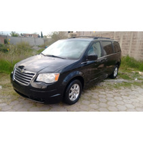 Chrysler Town & Country 5p Aut Touring Premium 3 Pantallas R