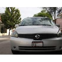 Nissan Quest 2007, Excelente Estado