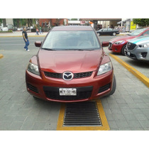 Mazda Cx 7 Sport 2008 Color Rojo