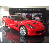 Corvette Z06 Modelo 2016