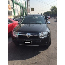 Duster 2013 Std Un Dueño Fact Empresa/original Impecable