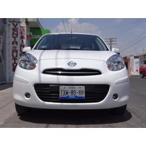 Si Buscas Ahorro Y Versatilidad Nuevo Nissan March 2013