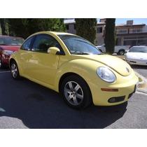 Volkswagen Beetle Gls Aut. Qc 2007 Fac.original Bonito ¡¡¡