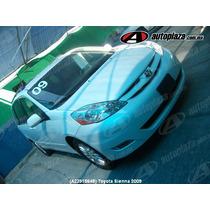 Toyota Sienna 2009 5p Xle Aut Piel