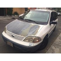 Ford Windstar 2001 Verificacion Cero Aprovecha!!