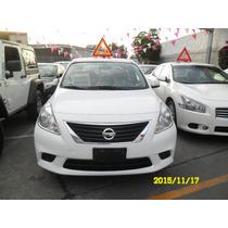 Nissan Versa Sense 2014 Ag4*