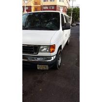 Ford Econoline 2005, 12 Pasajeros, Blanca, 5.4l Efi
