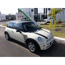 Mini Cooper Salt 2006 Blanco Con Negro