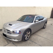 Dodge Charger Srt8 6.1l Hemi 425 Hp