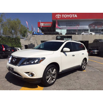 Nissan Pathfinder Exclusive 2015